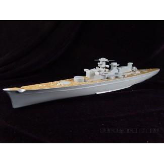 Палубы (набор) для DKM Scharnhorst