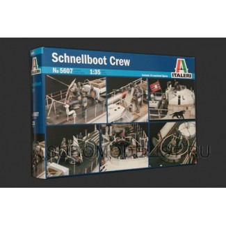 Команда Schnellboot