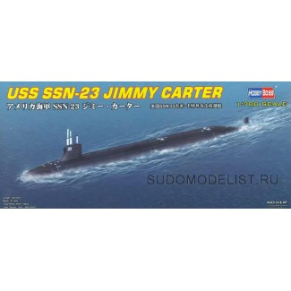 SSN-23 JIMMY CARTER ATTACK SUBMARINE