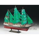 Парусник Sailing Barque Alexander von Humboldt