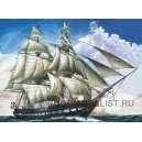 Парусник USS Constitution