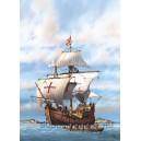 Корабль парусник Santa Maria