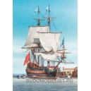 Корабль парусник La Sirene
