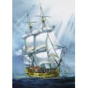 Корабль парусник Le Superbe