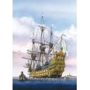 Корабль парусник Soleil Royal