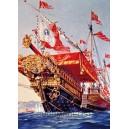 Корабль парусник La Reale De France