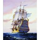 Корабль парусник Le Gladiateur