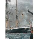 Корабль парусник PASSAT