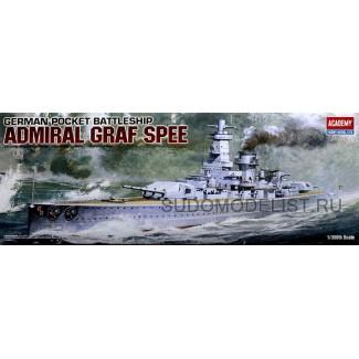 Линкор Admiral Graf Spee
