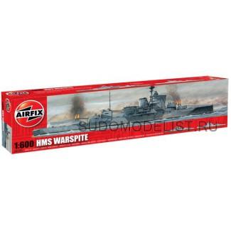 Дредноут HMS Warspite