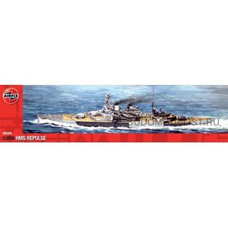 Линейный крейсер HMS Repulse