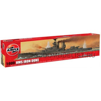 Линкор HMS Iron Duke