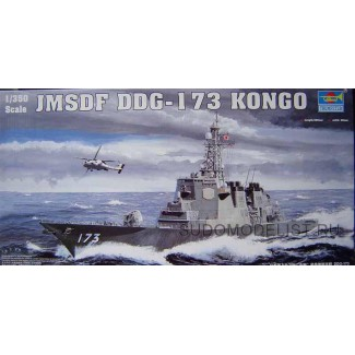 Эсминец JMSDF  Kongou (DDG-173)