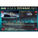 RMS Titanic (2 в одном)
