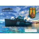 Эсминец первой серии Admiralen-class