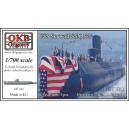 Подводная лодка USS Seawolf (SSN-575)