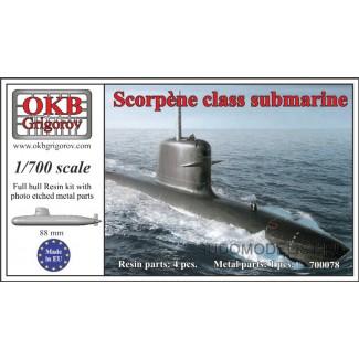 Подводная лодка типа «Скорпен»