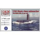 Подводная лодка USS Skate