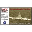 Подводная лодка проекта 205А