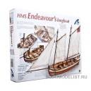 Endeavour's Longboat