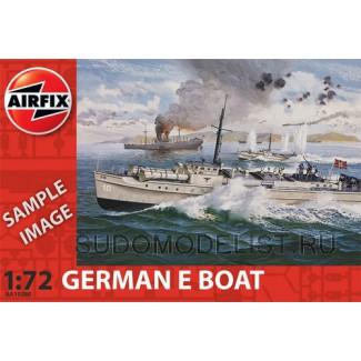 Катер Schnellboot