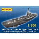 Германская подводная лодка тип VIIС/41