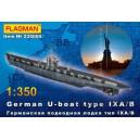 Германская подводная лодка тип IX A/B