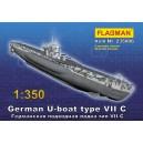 Германская подводная лодка тип VIIC
