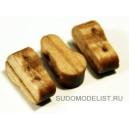 Комель-блок одношкивный, 10 mm