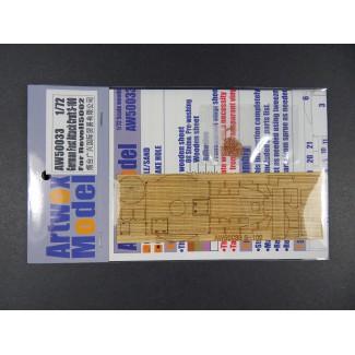 Палубы (набор) для S-100