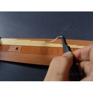 Палубы (ширина рейки 2.4mm)