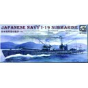 Japanese Navy 1-19 Submarine