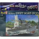 Плоскодонное судно Swift