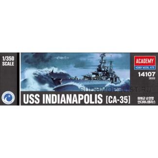 Крейсер USS Indianapolis (CA-35)
