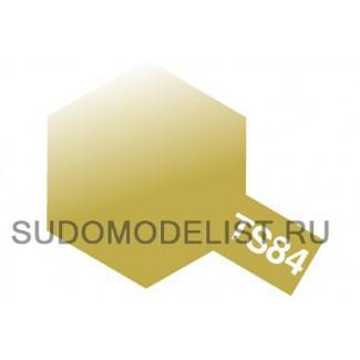 Краска- спрей TS-84 (Metallic Gold)