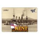HMS Kent Cruiser