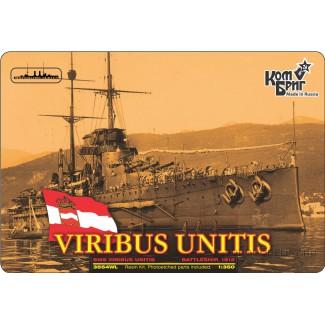 """Линкор """"Viribus Unitis"""", 1912г FH"""