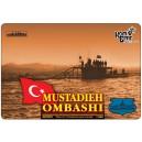 """Подводная лодка """"Mustadieh Ombashi"""""""