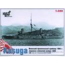 """Крейсер """"Kasuga"""" 1904г"""