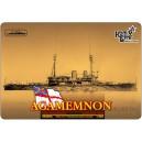 Линкор HMS Agememnon, 1908г.