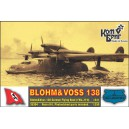 Гидросамолет  Blohm&Voss BV-138