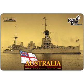 "Крейсер ""HMAS Australia"", 1913г FH"