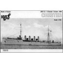 Крейсер USS CL-1 Chester