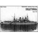 Battleship Sevastopol,1898г