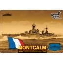 Крейсер Montcalm, 1940