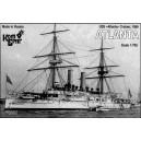 70082 - Cruiser USS Atlanta, 1886