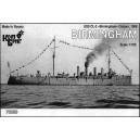 USS Birmingham, 1908г