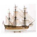 Модель корабля Norske Love