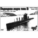 """Подводная лодка типа """"М"""" XII серия, 1939г"""