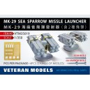 MK-29 SEA SPARROW MISSLE LAUNCHER